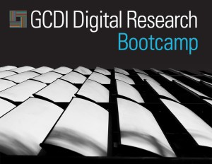 GCDI Digital Research Bootcamp